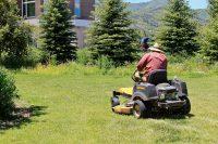 lawn mowing maintenance, park city, Utah